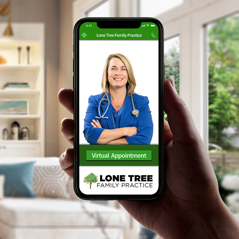 Telemedicine and Virtual Visits at Lone Tree Family Practice